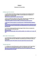 veille semaine 16 mai 2011