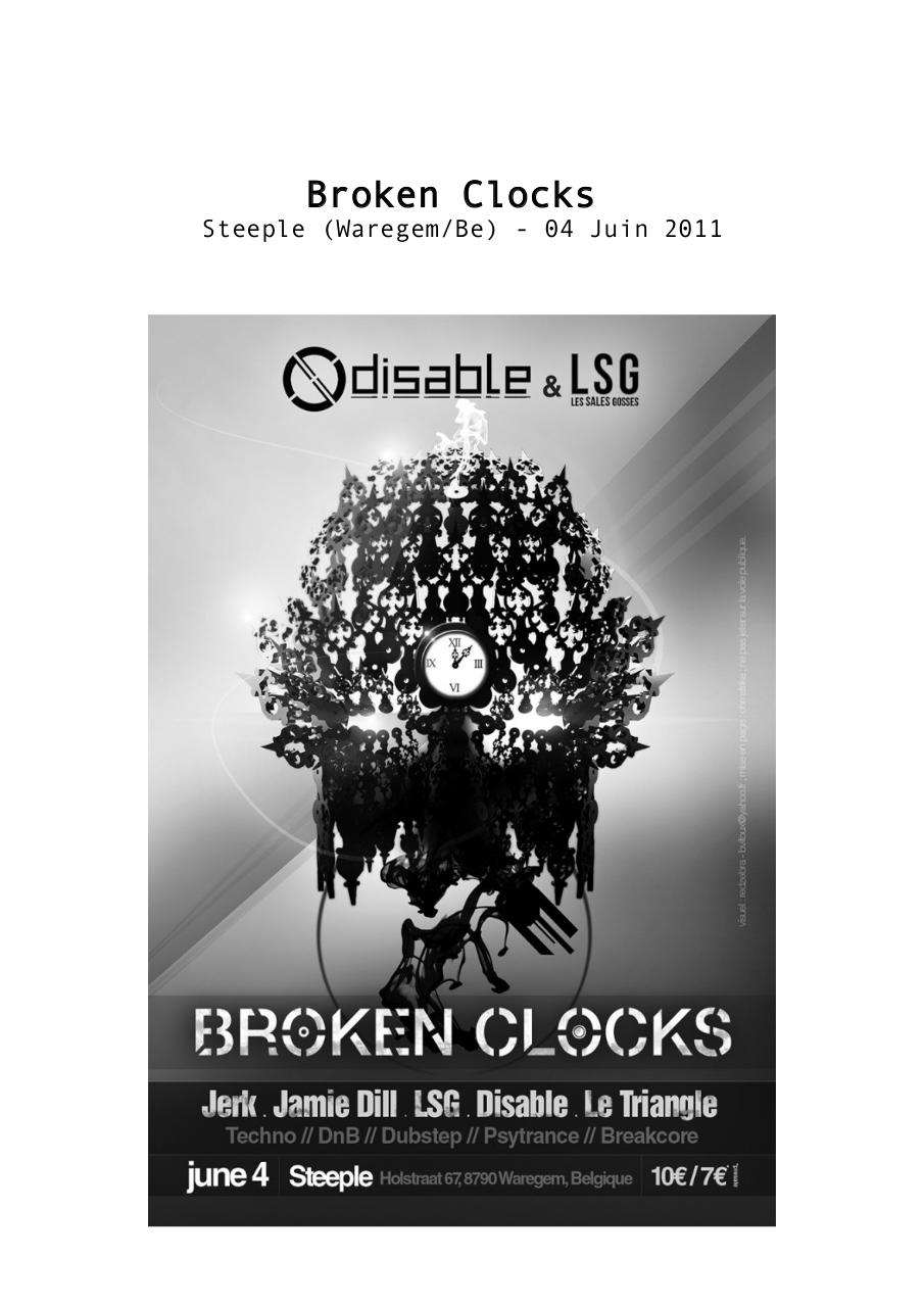 Broken Clocks - DDP.pdf - page 1/16