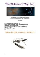 millenium s mag 0 5 pdf