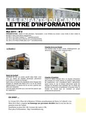 Fichier PDF newsletter mai 2011 pdf