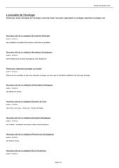 sites actualite ecologie