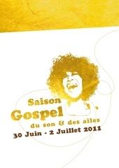 programme et presentation festival saison gospel