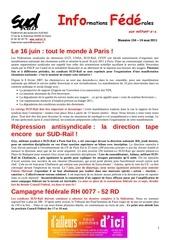 info fede 154