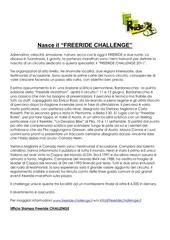 comunicato freeride challenge 2011 1