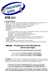 Fichier PDF inscription2011 ete