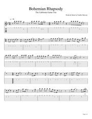california guitar trio bohemian rhapsody 1