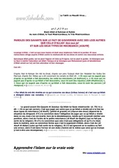 Fichier PDF le takfir