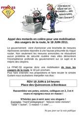appel de la ffmc 18juin2011 v2