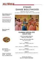 stage danse planningete2011