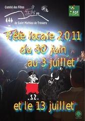 programme fete 2011