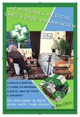 2011 affiche materiel medical