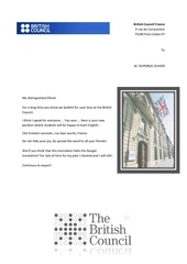 Fichier PDF olivier mail