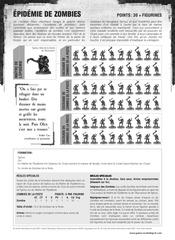 regles zombies de la peste