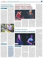 jornal de barcelos 15 06 2011 ze amaro abrilhantou a festa em lamacaes