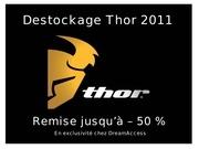 destockage thor 2011