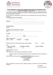 Fichier PDF fiche engagement amiable