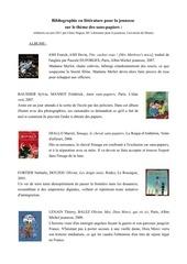 bibliographie jeunesse sans papiers
