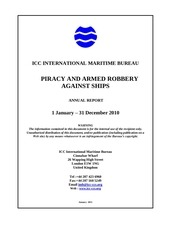 2010 imb annual piracy report