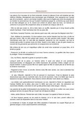 Fichier PDF prologue