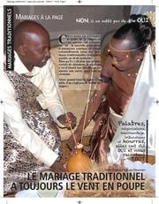 mariage traditionne aminaln 493mai2011