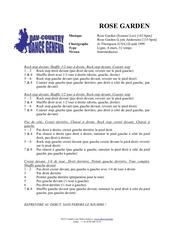 Fichier PDF rosegarden