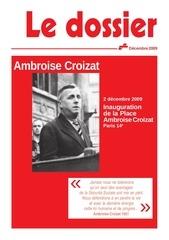 dossiercroizat2009