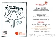 Fichier PDF invitation diablogues