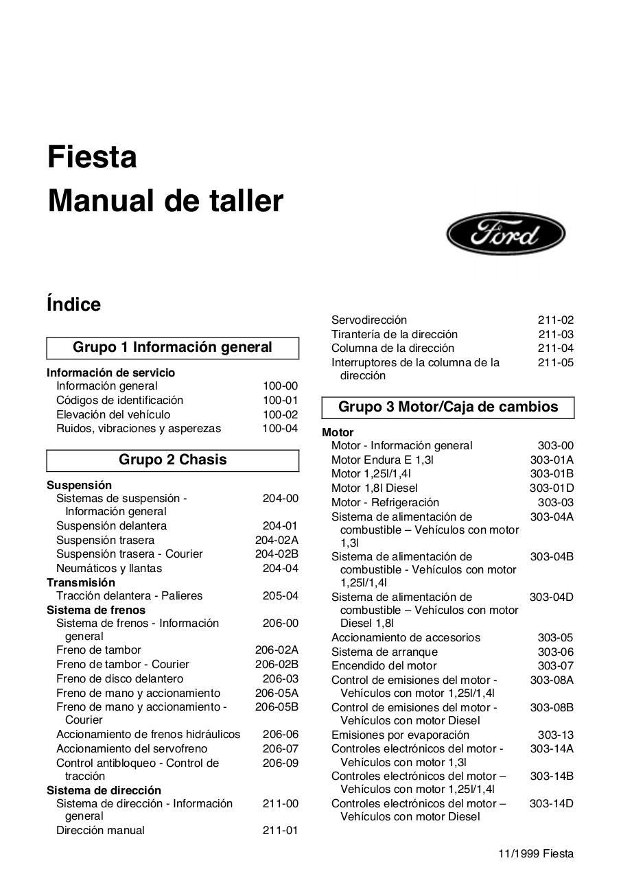 1 pdfsam manual mecanica em espanhol ford fiesta 96 99 mk4 for Manual de restaurante pdf