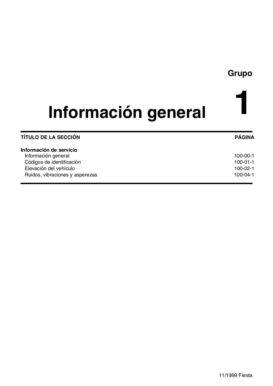 pdfsam manual mecanica em espanhol ford fiesta   mk