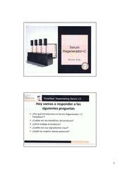 serum regenerador c