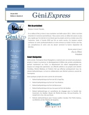 geniexpress Edition 2 numero 6 juin 2011 2