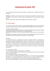 Fichier PDF dps