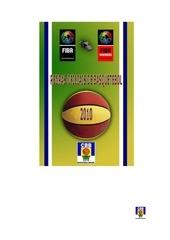 Fichier PDF livro de regras 2010