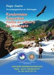 plaquette rando montagne pyrenees