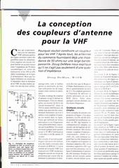 la conception des coupleurs d antenne vhf