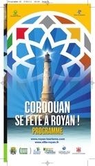 programme les 400 ans du phare de cordouan 2011