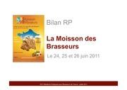 bilan moisson 2011 ok