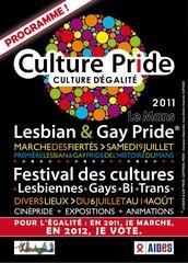 la culture pride 2011