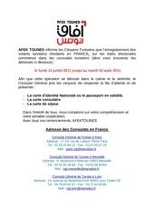 Fichier PDF communique afek tounes elections
