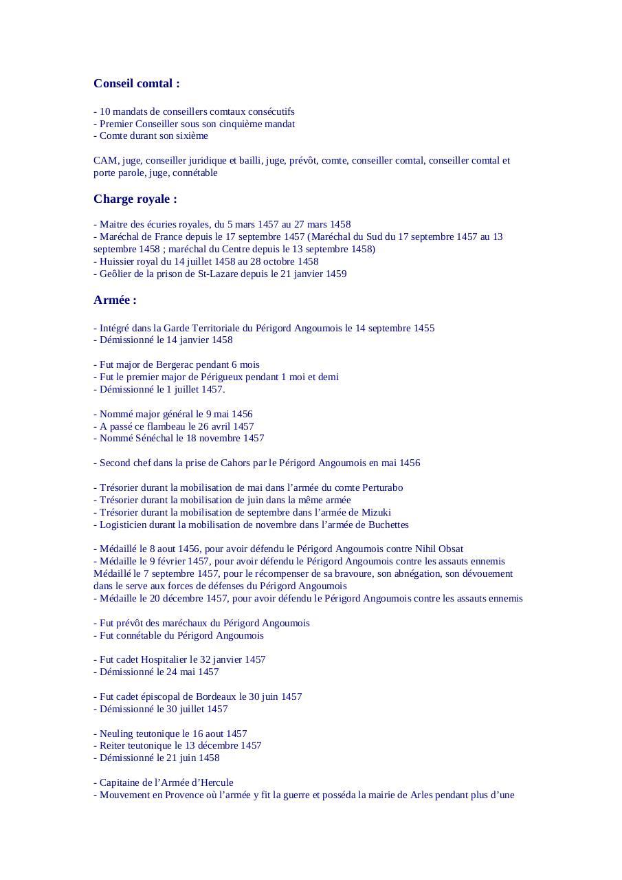 cv de flex wps - cv de flex pdf