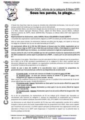 Fichier PDF 10 6 juillet 2011 reunion dgcl refonte de la categorie b filiere spp