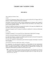 charte des nations unies commentee