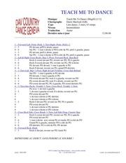 Fichier PDF teachmetodance