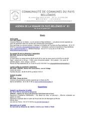 Fichier PDF agenda de la semaine en pays bellemois n 81
