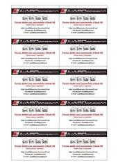 Fichier PDF cartes de visite audi80passion 1