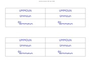 ms vocabulaire famille 1 etiquettes