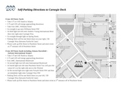200 peachtree self parking directions