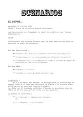 Fichier PDF scenarios