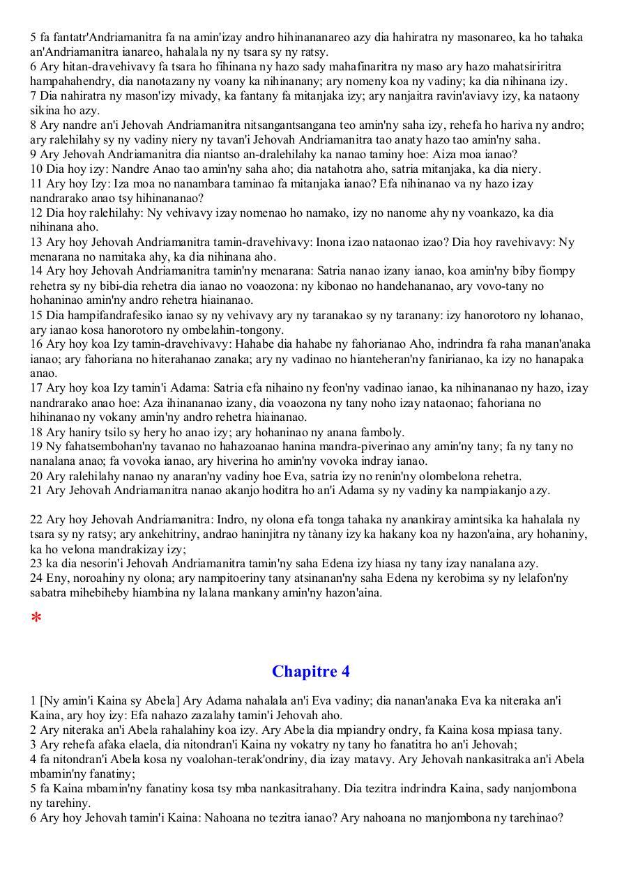 baiboly malagasy pdf