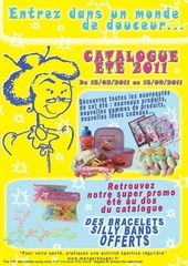 catalogue ete 2011